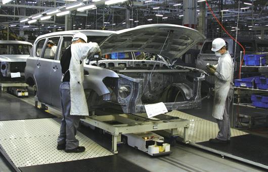 Nissan Shatai Products Nissan Shatai Kyushu